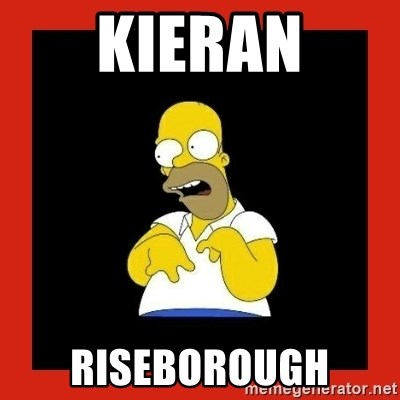 Homer retard - kieran riseborough