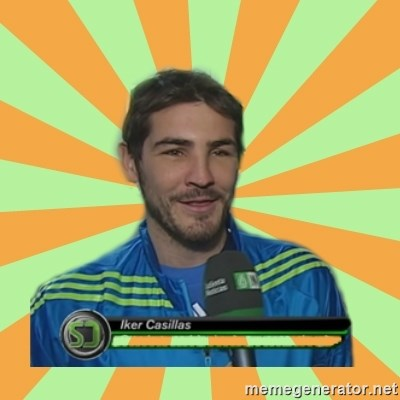 Iker Casillas -