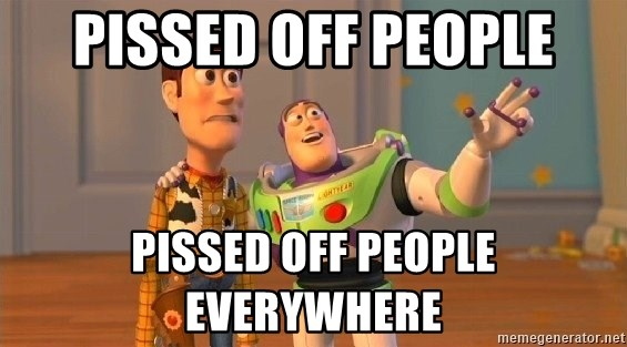 Consequences Toy Story - pissed off people pissed off people everywhere