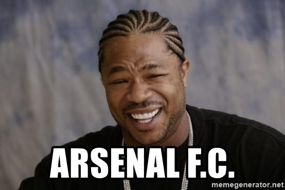 xzibit-yo-dawg -  Arsenal F.C.
