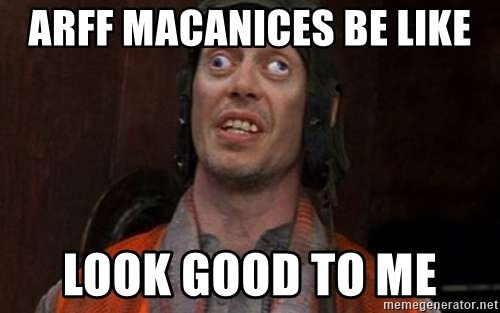 Crazy Eyes Steve - ARFF MACANICES BE LIKE look good to me