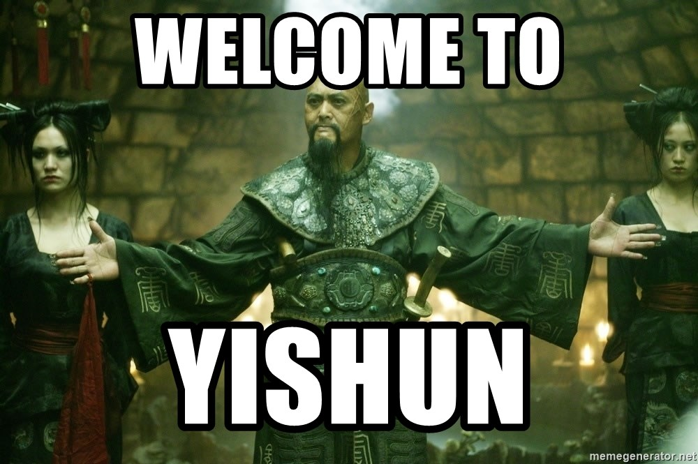 Welcome to Singapore - Welcome to yishun