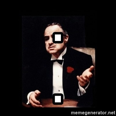 The Godfather - . .