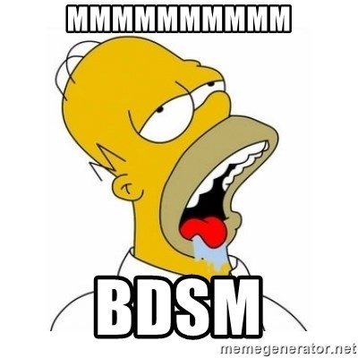 Bdsm and homer simpson — img 5