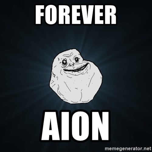 Forever Alone - Forever Aion