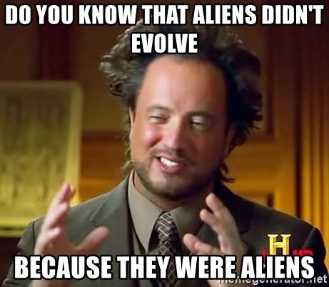 Giorgio A Tsoukalos Hair - DO YOU KNOW THAT ALIENS DIDN'T EVOLVE BECAUSE THEY WERE ALIENS