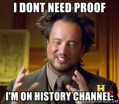 Giorgio A Tsoukalos Hair - i dont need proof I'm on History Channel.