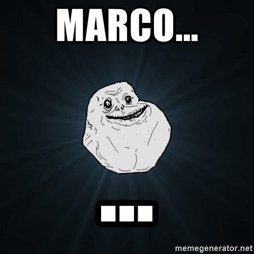 Forever Alone - marco... ...