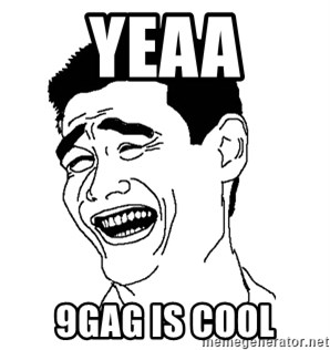 Yaomingpokefarm - yeaa 9gag is cool