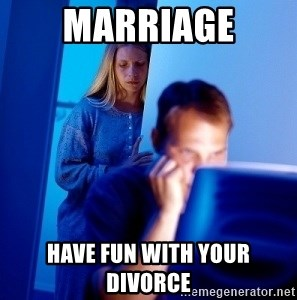 Internet Husband - Marriage have fun with your divorce