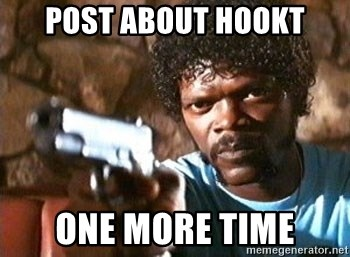 Pulp Fiction - Post about hookt One more time
