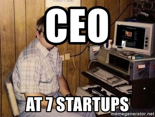 Nerd - CEO AT 7 startups