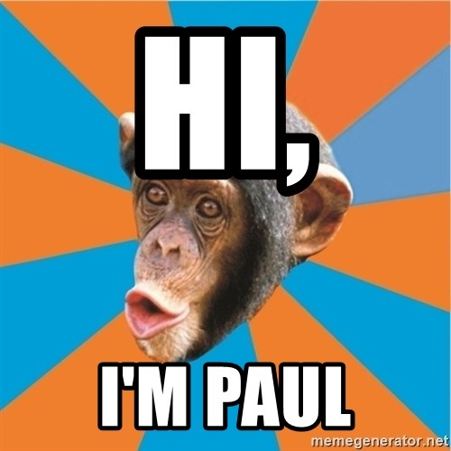 Stupid Monkey - Hi, I'm paul