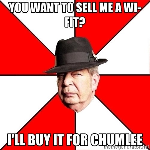 Pawn Stars - you want to sell me a wi-fit? i'll buy it for chumlee