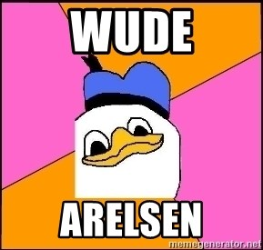 Uncle Dolan - Wude arelsen