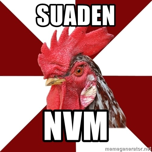 Roleplaying Rooster - SUADEN nvm