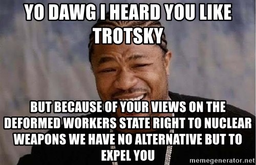 Image result for Trotsky Deformed Workers States  images