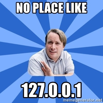 typical_proger - No PLACE like 127.0.0.1