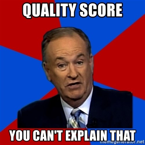 Bill O'Reilly Proves God - Quality Score You Can't explain that