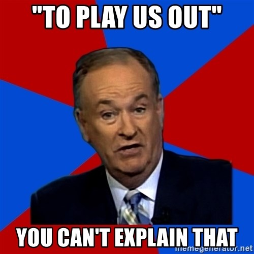 "Bill O'Reilly Proves God - ""To play us out"" YOU CAN'T EXPLAIN THAT"