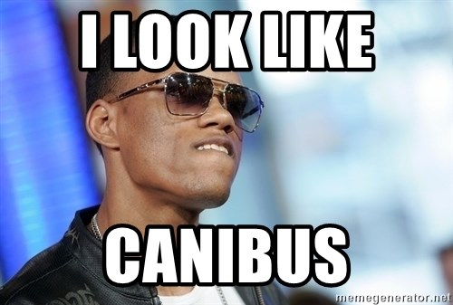 Dat Ass - i look like  canibus
