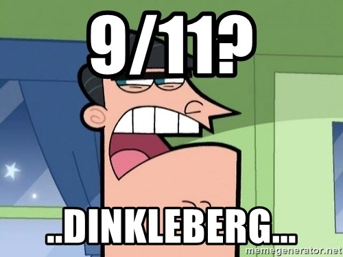 Umbridge - 9/11? ..Dinkleberg...