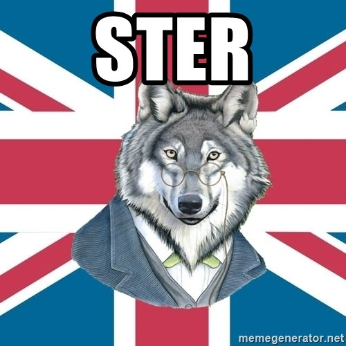 Sir Courage Wolf Esquire - ster