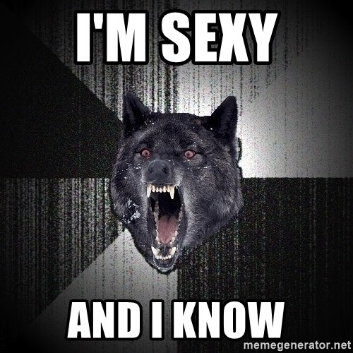 Insanity Wolf - I'm sexy  And I know