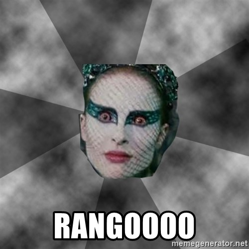 Black Swan Eyes - rangoooo