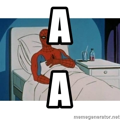SpiderMan Cancer - a a