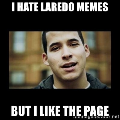 Love jesus, hate religion guy - i hate laredo memes but i like the page