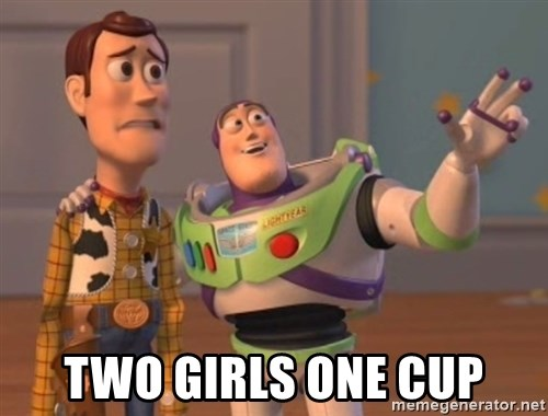 ToyStorys - Two Girls One CUp