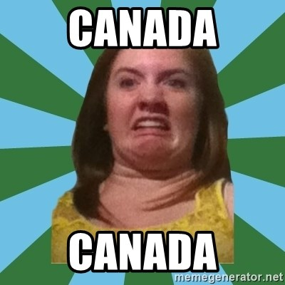 Disgusted Ginger - Canada Canada