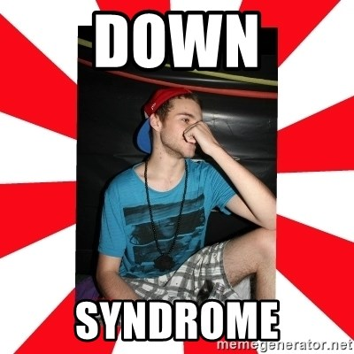 Raurie Brown - down syndrome