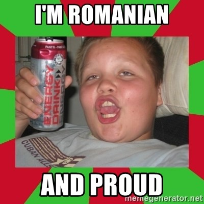 Jonne - I'm romanian And proud