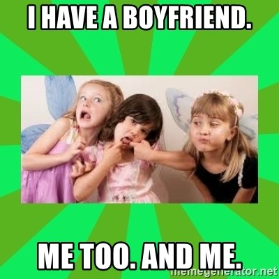 CARO EMERALD, WALDECK AND MISS 600 - i have a boyfriend. me too. and me.