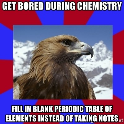 Get bored during chemistry fill in blank periodic table of elements autistic eagle get bored during chemistry fill in blank periodic table of elements instead of urtaz Image collections