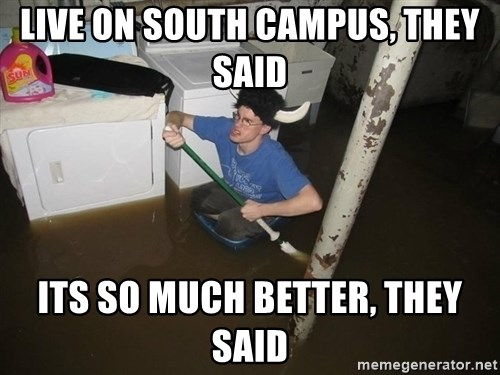 X they said,X they said - Live on south Campus, They Said Its so much Better, they Said