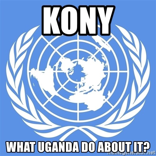 Typical Model UN - Kony What uganda do about it?