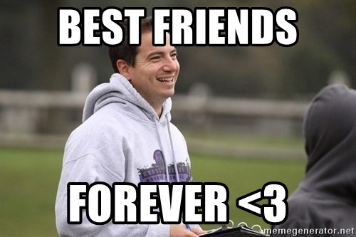 Empty Promises Coach - BEST FRIENDS  FOREVER <3