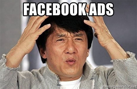 Jackie Chan - facebook ads