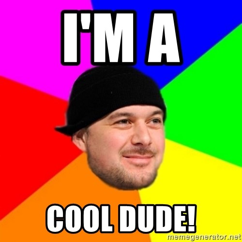 King Kool Savas - I'M A  COOL DUDE!