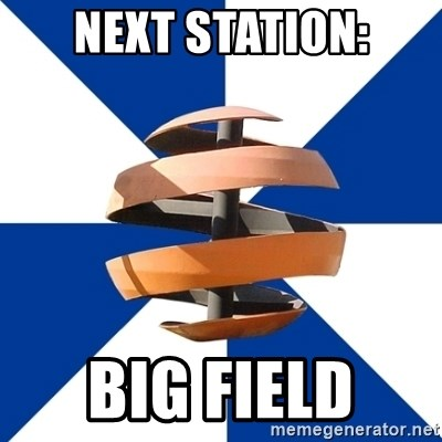 BigField - NEXT STATION: BIG FIELD
