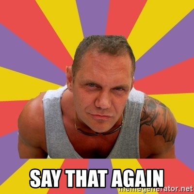 NACHO VIDAL MEME - SAY THAT AGAIN