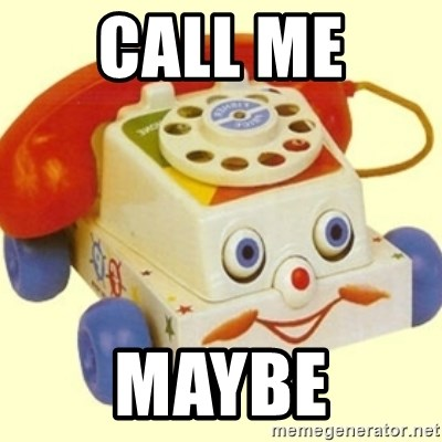 Sinister Phone - call me  maybe