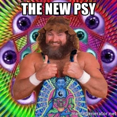 PSYLOL - THE NEW PSY