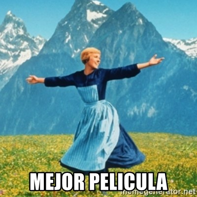 Sound Of Music Lady - MEJOR PELICULA
