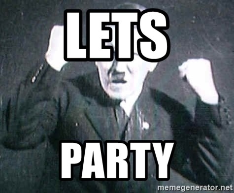Successful Hitler - LETS PARTY