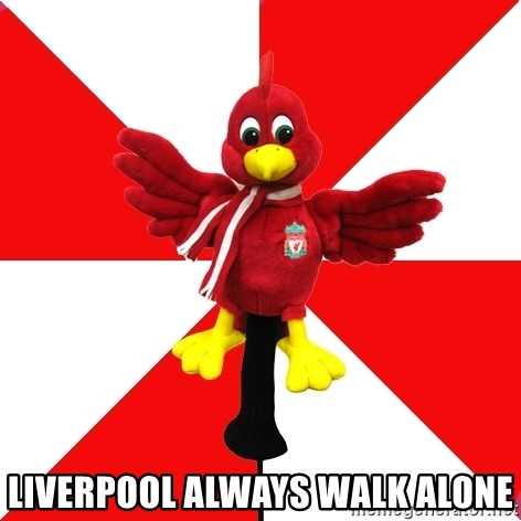 Liverpool Problems - liverpool always walk alone
