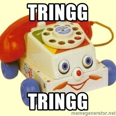 Sinister Phone - TRINGG TRINGG